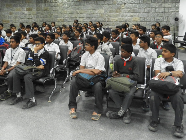 Building awareness in young minds