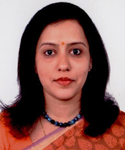 Ms. Geetha Ramakrishnan